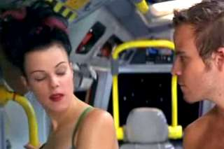 Debi Mazar in Space Truckers