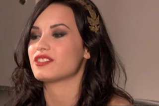 Demi Lovato artist to artist interview