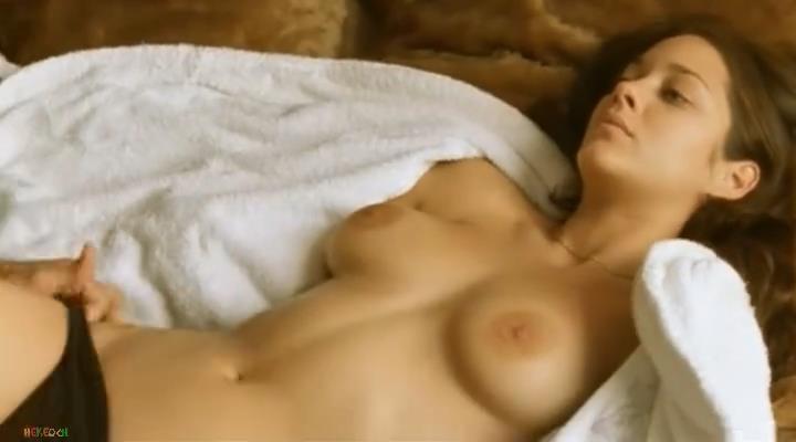 Marion Cotillard nude sex scene